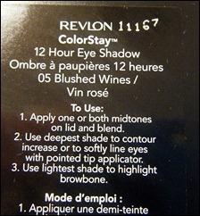 Revlon Blushed Wines