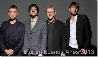blur entradas argentina