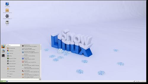 Snowlinux 3 - mate