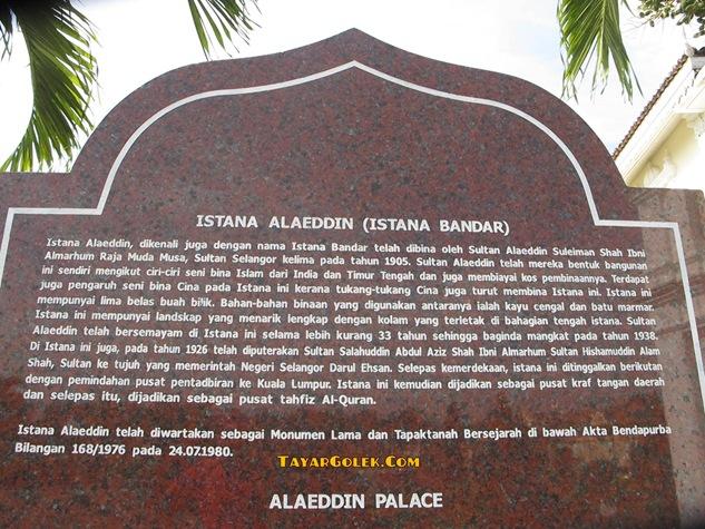 Istana Alaeddin