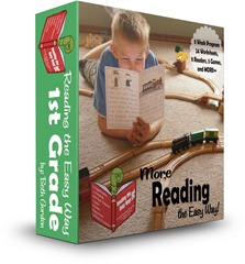 Reading the Easy Way 1st Grade