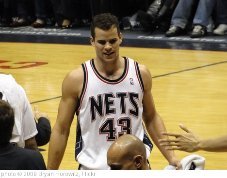 'Kris Humphries' photo (c) 2009, Bryan Horowitz - license: http://creativecommons.org/licenses/by-sa/2.0/