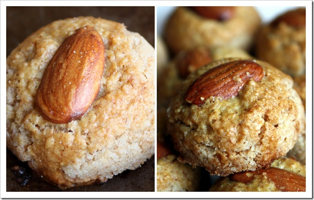 Almond Cookies1