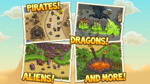 Kingdom Rush Frontiers - screenshot