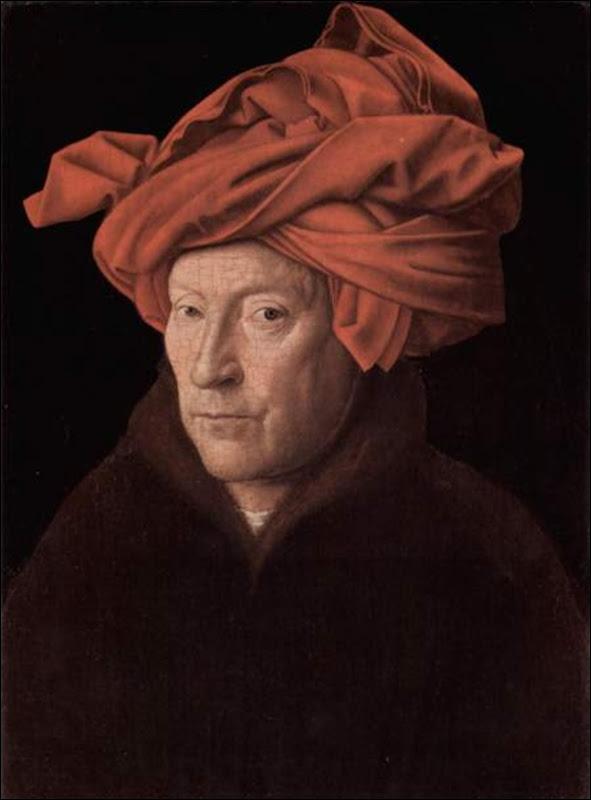 Van Eyck, L'homme au turban