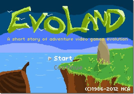 Evoland Classic