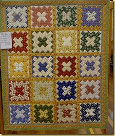 My French Quilt Lorna P