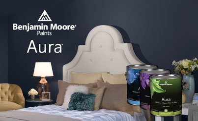 And the dreaming moon review of benjamin moore aura for Benjamin moore paint review