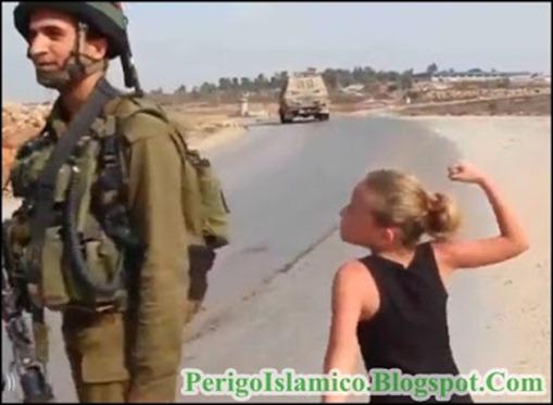 IsraelSoldadoCriança