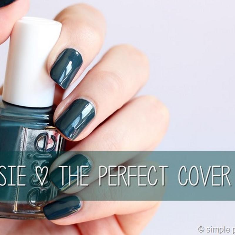 [Tragebilder] Essie–The Perfect Cover Up (Dress to Kilt)