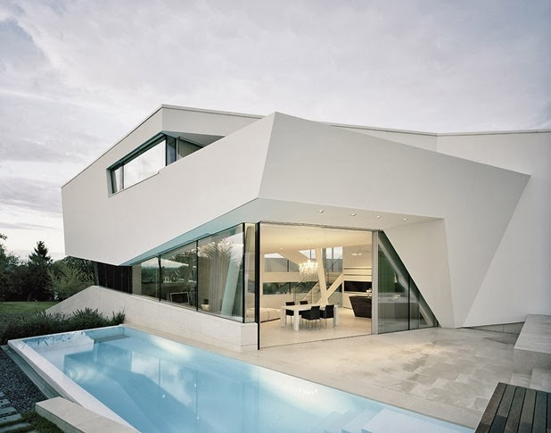 villa freundorf by project A01 architects 4