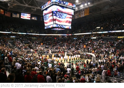 'NBA National Anthem' photo (c) 2011, Jeramey Jannene - license: http://creativecommons.org/licenses/by/2.0/