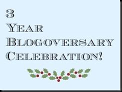3yearblogoversary