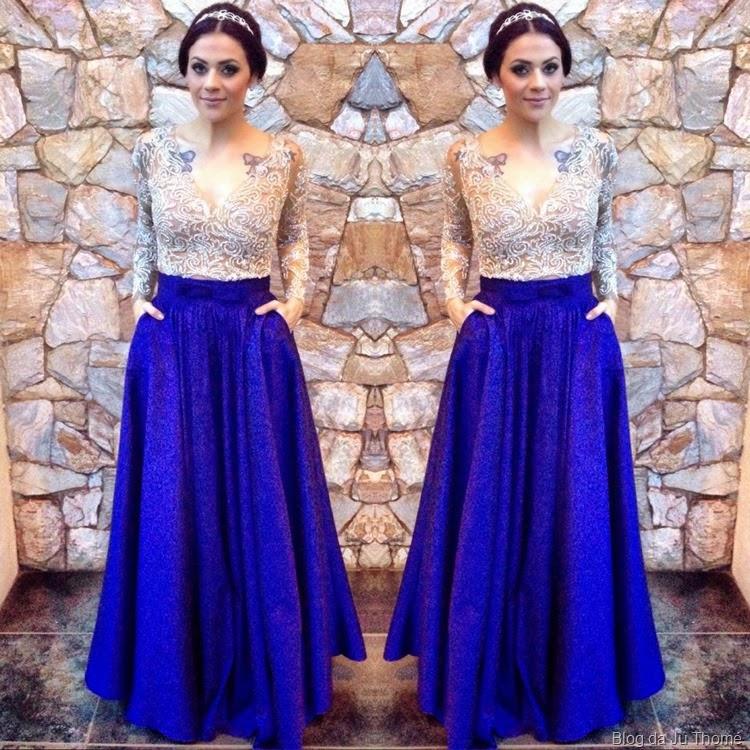look vestido CYNTIA FONTANELLA verão 2015 madrinha de casamento  (1)
