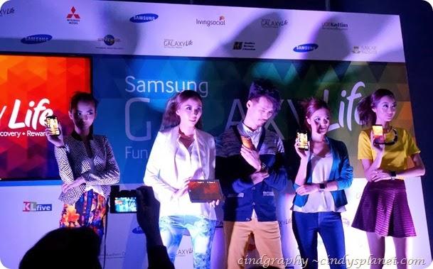 Samsung Galaxy Life10