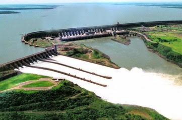 Top 5 Maiores Hidroelétricas do Mundo