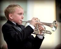 Geoff Gallante trumpet blow