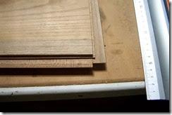montaje de las galletas en el tablero