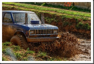 Mud Bog Race