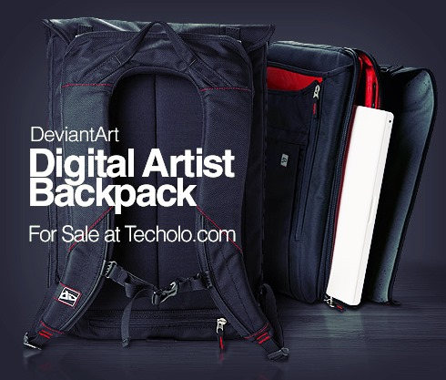 da Pro Digital Artist Backpack