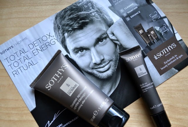 sothys paris men