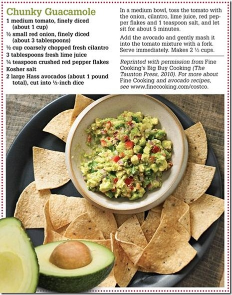 Best Guacamole recipe ever