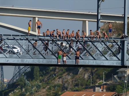 Obiective turistice Porto: Podul Luis I