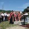 Сводна код Новог Града, Освештавање спомен плоче, полагање цвијећа и паљење свијећа Крајишницима страдалим од ракета испаљених из хрватских авиона у августу 1995.