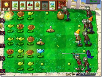 PlantsVsZombies Screenshot 2