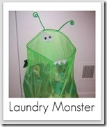 laundry monster