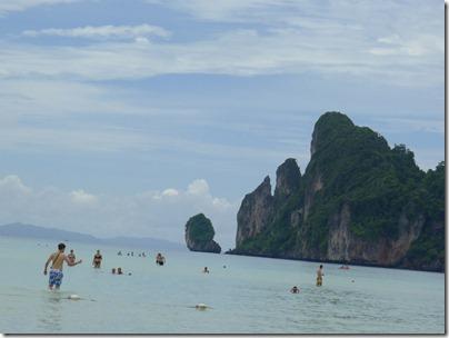 lohdalum Bay, Phi Phi Don