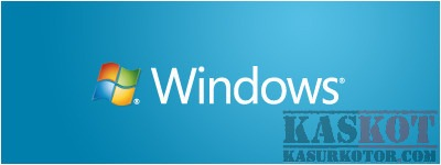 Install Windows 7 & Windows 8 tanpa CD-DVD