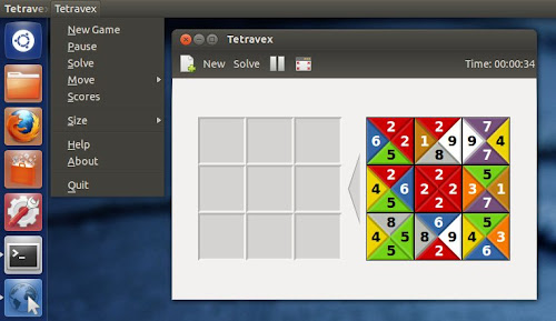 GNOME App Menu su Ubuntu 12.04