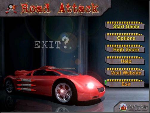 RoadAttack
