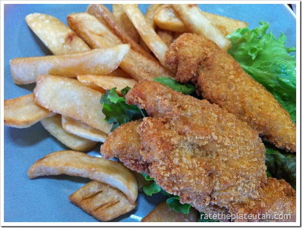 Linn's Kids Chicken Fingers