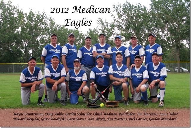 2012 Eagles 9278F