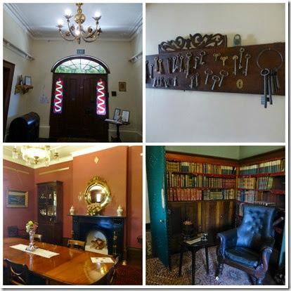 Entally House Interior