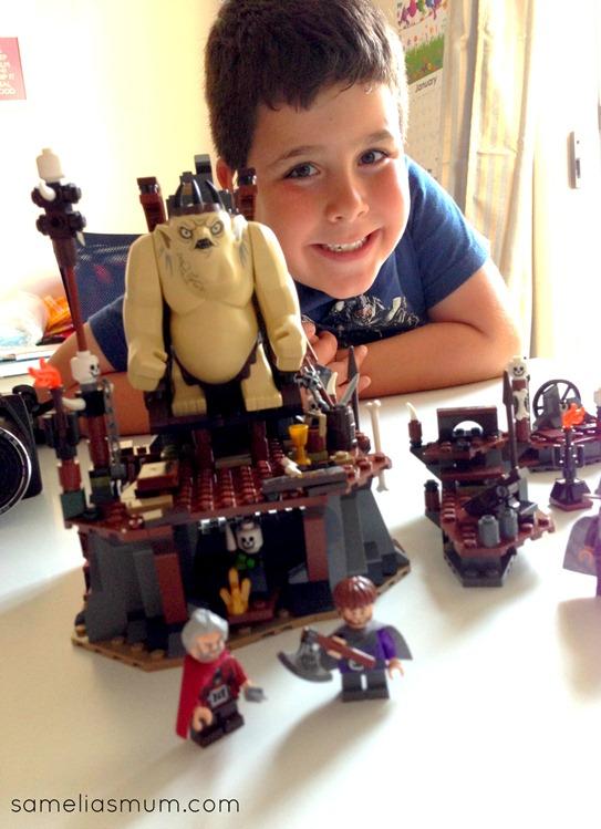 The Hobbit 2 Lego