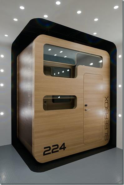 Mini habitaciones para dormir 2
