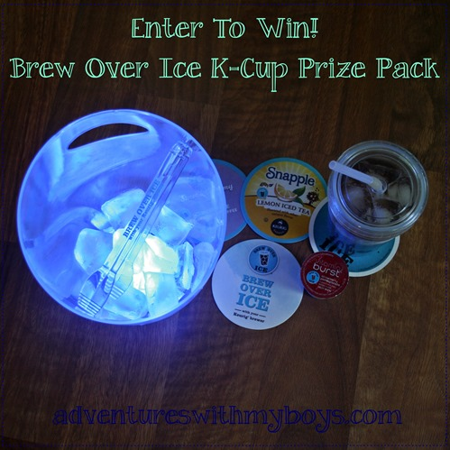 k-cup prize pack