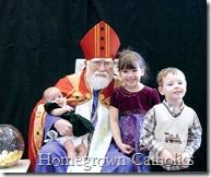Visit with St. Nicholas
