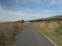 Half Moon Bay Trail Ride 3 with flat 009.JPG Photo