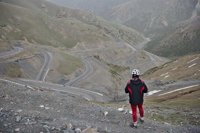 Stelvio de Kyrgystan.