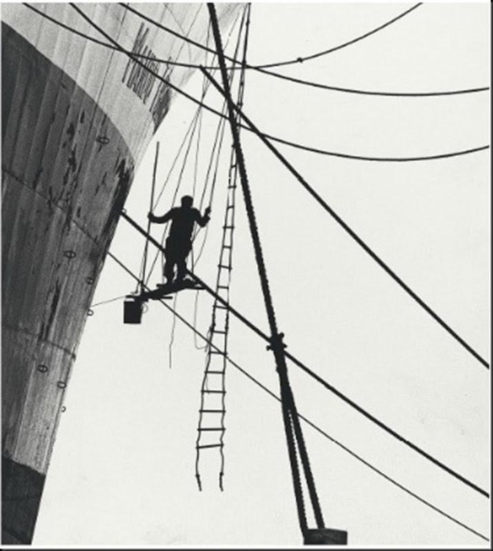AART KLEIN, Three urban landscapes, c. 1960