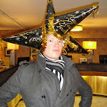 the ultimate party hat in Collingwood, Ontario, Canada