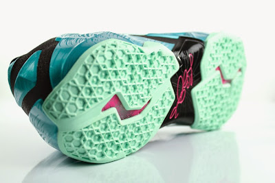nike lebron 11 gr south beach 5 02 Release Reminder: Nike LeBron 11 South Beach