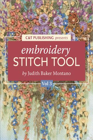 Embroidery Stitch Tool Vol. 3