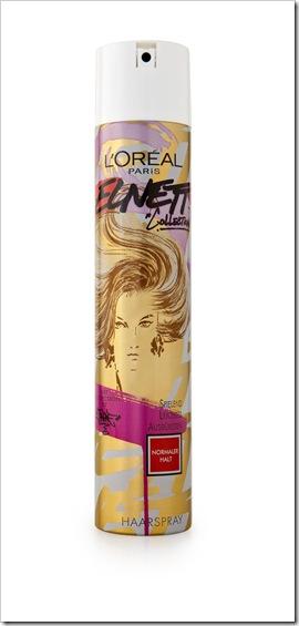 ספריי עיצוב שיער של לוראל elnett (Custom)