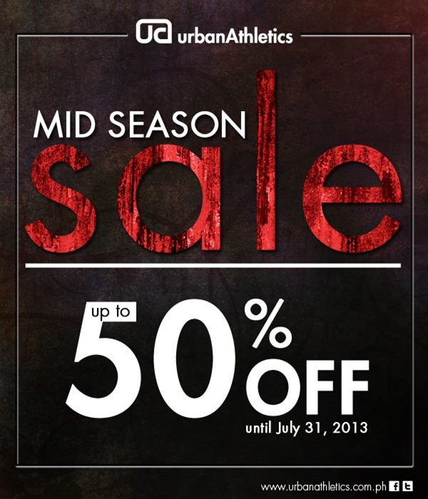 EDnything_Urban Athletics Mid Season Sale July 2013