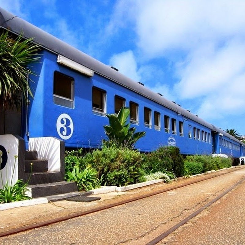 Santos Express Train Lodge: A Hotel in a Real Train
